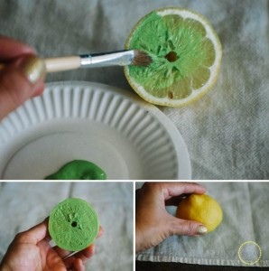 lemon-stamped-tea-towel
